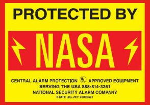 Nasa Security